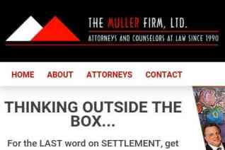 The Muller Firm reviews and complaints