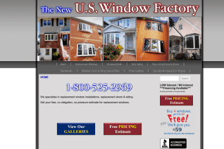 The New US Window Factory reviews and complaints