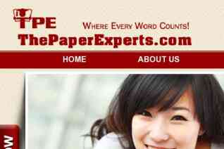 The Paper Experts reviews and complaints