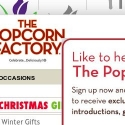 The Popcorn Factory reviews and complaints