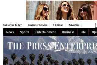 The Press Enterprise reviews and complaints