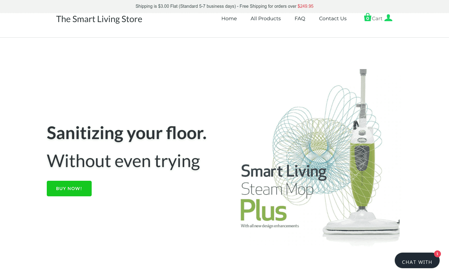 The Smart Living Store reviews and complaints
