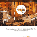 The Taste Festival by Los Angeles Times