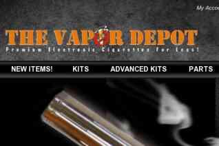 The Vapor Depot reviews and complaints