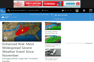 The Weather Channel reviews and complaints