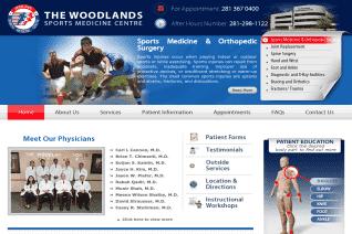 The Woodlands Sports Medicine Centre reviews and complaints