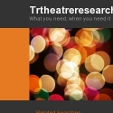 Theater Research