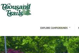Thousand Trails Rv reviews and complaints