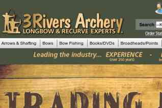 Three Rivers Archery reviews and complaints