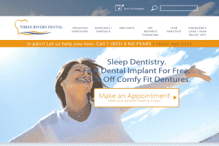 Three Rivers Dental reviews and complaints