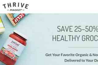 Thrive Market reviews and complaints
