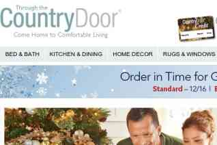 Through The Country Door reviews and complaints