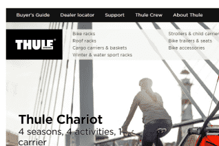 Thule reviews and complaints