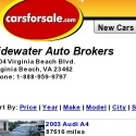 Tidewater Auto Brokers reviews and complaints