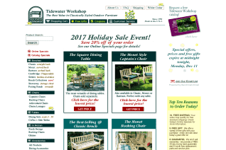 Tidewater Workshop reviews and complaints
