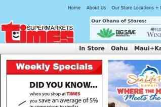 Times Supermarket reviews and complaints