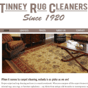 Tinney Rug Cleaners reviews and complaints