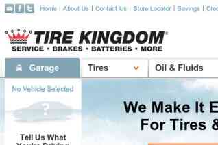 Tire Kingdom reviews and complaints