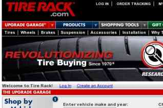 Tire Rack reviews and complaints