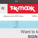 TK Maxx reviews and complaints