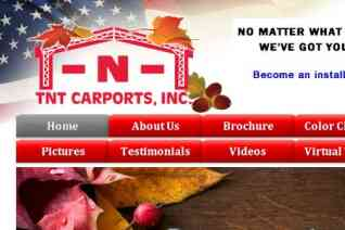 Tnt Carports reviews and complaints