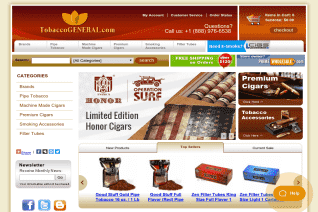 Tobacco General reviews and complaints