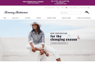 Tommy Bahama reviews and complaints