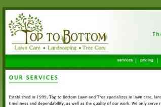 Top to Bottom Lawn and Tree reviews and complaints