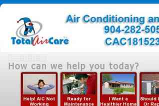 Total Air Care reviews and complaints