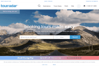 TourRadar reviews and complaints