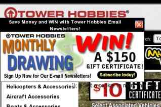Tower Hobbies reviews and complaints