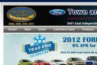 Town and Country Ford reviews and complaints