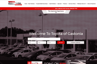 Toyota Of Gastonia reviews and complaints