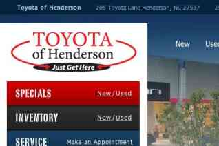 Toyota Of Henderson reviews and complaints