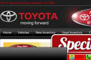 Toyota of Lewisville reviews and complaints
