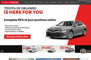 Toyota Of Orlando reviews and complaints