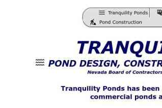 Tranquility Ponds reviews and complaints