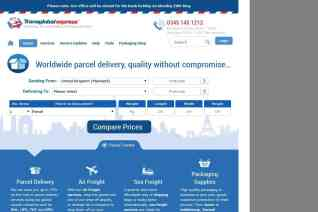 Transglobal Express reviews and complaints