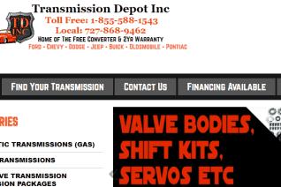 Transmission Depot reviews and complaints