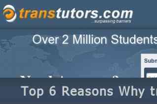Transtutors reviews and complaints