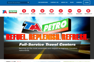 TravelCenters of America reviews and complaints