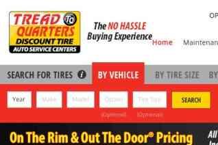 Tread Quarters reviews and complaints