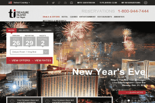 Treasure Island Hotel And Casino reviews and complaints