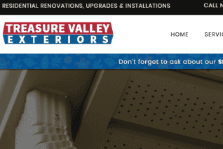 Treasure Valley Exteriors reviews and complaints