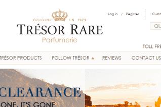 Tresor Rare reviews and complaints