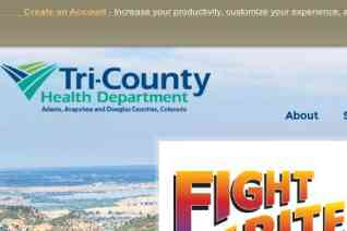 Tri County Health Department reviews and complaints