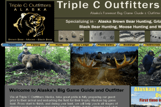Triple C Outfitters Alaska reviews and complaints
