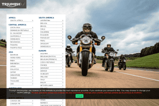 Triumph Motorcycles reviews and complaints
