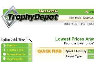 Trophy Depot reviews and complaints