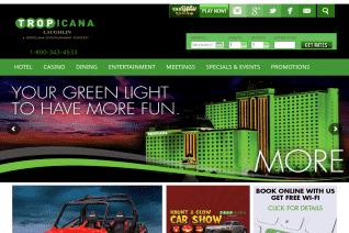 Tropicana Laughlin reviews and complaints